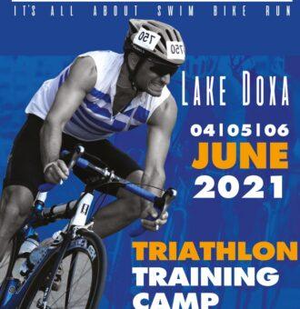 Προπονητικό Camp Lake Doxa 3-4-5 June 2021
