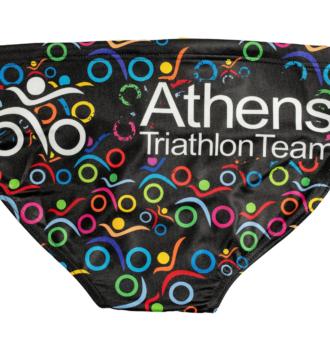 Athens Triathlon Team male by Turbo (Multi Colors)