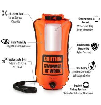 BuddySwim Drybag BuddySwim SmartPhone CSW 28l