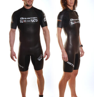 aquaman unisex swim and function wetsuit